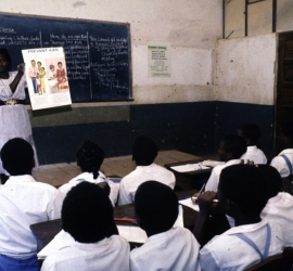 Education of HIV/Aids